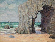 Maxime Maufra - Arche de Port-Blanc Presqu'Île de Quiberon