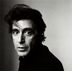 Al Pacino, 1995 © Irving Penn via npg.org.uk