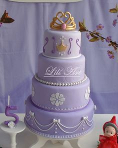 festa tema princesa sophia - Pesquisa Google