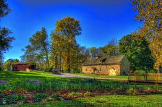 Historic Poole Forge grounds by Seth Dochter (Pennsylvania)