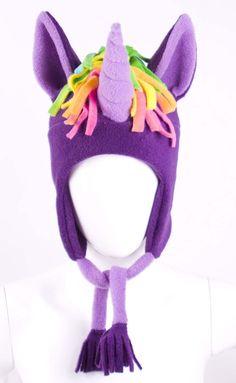 AWESOME Unicorn Hat- 50$ (Purple)