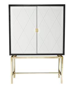 Jet Set Bar Cabinet | Public Space Furniture | Bernhardt Hospitality #solutionsstudio