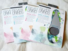 Silver Linings Review and Giveaway - Go sockless with these odor- and moisture-absorbing shoe liners!  Giveaway open to US/CAN residents 18+, ends 5/17