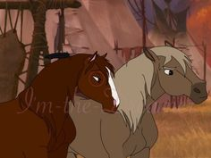 The horse on Dreamer's right is one of the Lakota horses from the film. (: Dreamer and render (C) Me Original image, stallion and BG (C) Dreamworks Spirit Horse Movie, Spirit The Horse, Spirit And Rain, Horse Movies, Horse Books, Donkey Drawing, Spirit Drawing, Horse Animation, Horse Cartoon
