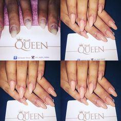 ترميم مراجعه اول . (before ) ( after) . #nail_queen_tehran#nail#nailpolish#lovely#girls#iran#tehran#cute#ORLY#milani#essie#opi#morgantaylor#fashion#beauty#beautiful#art#design#Luxury#art#gelish#manicure#pedicure#scra2ch by nail_queen_tehran