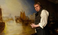 Peter Bradshaw: Mike Leigh's first period biopic in 15 years is a feat of confidence, with an outstanding performance from Spall as the Romantic landscape artist