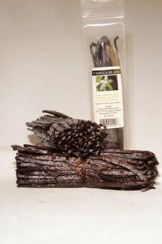 TOPSELLER! Vanilla Beans-Madagascar Gourmet-10 beans $12.99