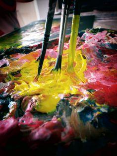 Palette.  by Lori Tuiavi'i Maxwell