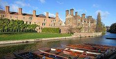 Magdalene College, Cambridge.