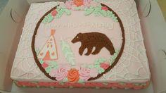 Wild one 1st Birthday Cake