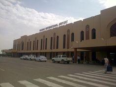 Basra International Airport en بصرة, البصرة