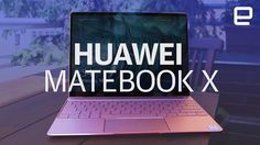 Huawei's first laptop is a MacBook clone #technology #techinel #technews