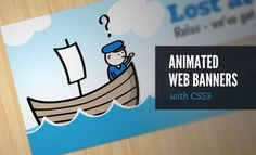 animated web banners effects