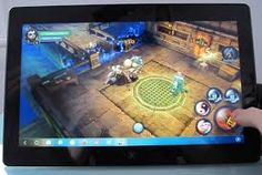 Image result for tablet gameplay screen(high quality isometric gameplay screen with gritty colors and atmospheric lighting)