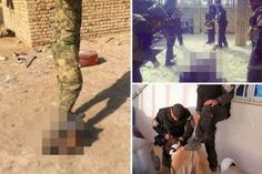 """Hey.. It's Duisaf Plus: PHOTOS: """"Tit for Tat""""... Iraqi Soldiers Torture An..."""