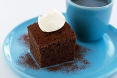 The ultimate in comfort food - try this traditional Mississippi mud cake.