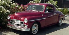 1949 Plymouth Business Coupe - AACA Photo Gallery