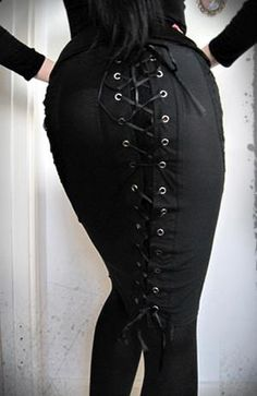 Sexy Corset Pencil Skirt                                  I want this