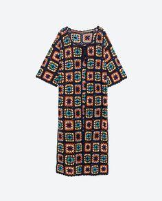 MINI CROCHET DRESS - SPRINGFEST-WOMAN | ZARA United States
