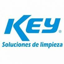 KEY Soluciones de Limpieza Logo. Get this logo in Vector format from https://logovectors.net/key-soluciones-de-limpieza/