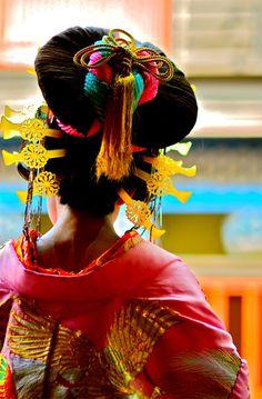 Oiran - Japanese courtesan