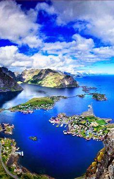 Lofoten Islands-Very Northern (and west) Norway
