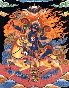 Dzogchen Protector
