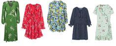 Shopping: vestitini estivi stampati low cost | Vita su Marte