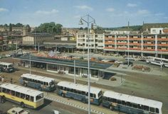 Oude station