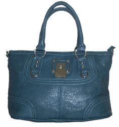 Our new Exclusive Bags with the actually autumn Colours. This one in middle-blue