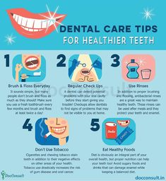 Dental Care Tips For Healthier Teeth Keep your teeth strong, your smile bright, and stay healthy with these dental care tips!… #dentist #onlineappointment #doctor #docconsult #dentaltips #strongteeth #smilbright #health #healthtips #dentalcare
