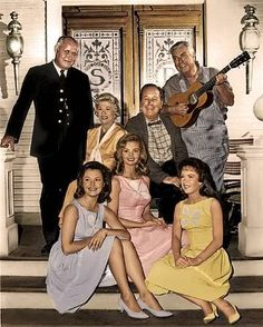 Petticoat Junction is the intermediate entry in Paul Henning's trio of rural sitcoms, which also included The Beverly Hillbillies and Green Acres. Lori Saunders, Petticoat Junction, The Beverly Hillbillies, Old Hollywood Stars, Old Shows, Thing 1, Vintage Tv, Old Tv, Classic Tv