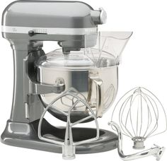KitchenAid® Professional 600 Stand Mixer  | Crate and Barrel  For my many cooking and baking ideas!