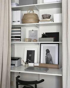 Compact Living lösning hemmakontor | Fouremptywalls