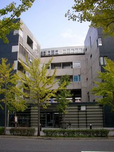 Steven Holl | Apartamentos Nexus World | Fukuoka, Japón | 1989-1991