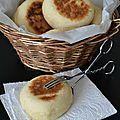 Muffins anglais.