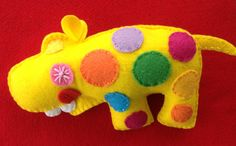 Hadley the hippo plush baby rattle by Ecotrinkets - Amy Monthei.   My Etsy shop is:  https://www.etsy.com/shop/Ecotrinkets?ref=search_shop_redirect