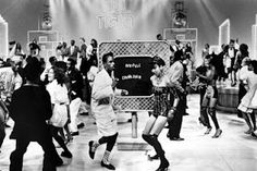 The Soul Train Scramble Board Soul Train Dancers, Soul Train Awards, Soul Funk, Great Tv Shows, Lets Dance, Soul Music, African American History, Motown, Black History