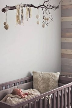 kids room decoration #branch #mobile #decoration < Counting Stone Sheep