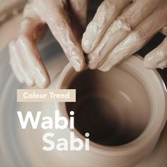 Uncluttered Wabi-Sabi mixes light and transparent materials such as silk, smoky glass and linen, creating a tranquil layered colour palette ranging from soft greys to warm beige. Explore your opportunities with this palette. #soundsbeautiful #rockfon #design #designtrend #wabisabi #acoustic #colourfulacoustic #colourfulceilings #acousticceiling #colours #colourtrend #light #interior #interiordesign Logo Design Trends, Ceiling Design, Wabi Sabi, Color Trends, Acoustic, Palette, Colours, Beige, Warm