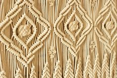 Items similar to Macrame mural, large macrame wall hanging, woven wall art, bedroom decor, boho decor on Etsy Boho Diy, Boho Decor, Macrame Colar, Macrame Art, Macrame Knots, Card Weaving, Macrame Curtain, Large Macrame Wall Hanging, Extra Large Wall Art