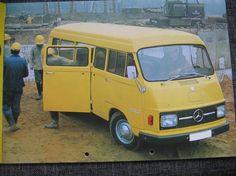 Mercedes L206D