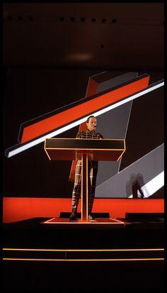 Kraftwerk, Electronic Music, MoMA, Art