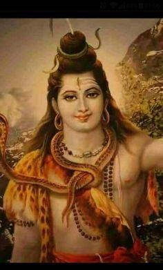 ॐ ❤ Om Namah Shivaya. Shiva Parvati Images, Saraswati Goddess, Shiva Shankar, Lord Shiva Hd Images, Lord Shiva Family, Lord Mahadev, Shiva Statue, Lord Murugan, Lord Shiva Painting