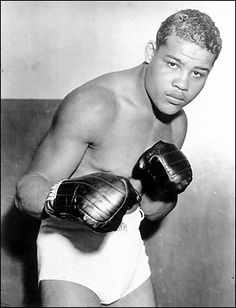 Joe Louis and His Wife | joe louis joe louis raised cherokee reservation life maternal ...