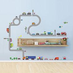 Decowall, 1204P05A, 24 Transportes y Carreteras.