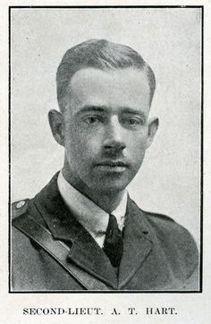 Athol Thomas Hart - Cenotaph