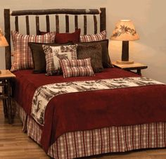 Woodland Deluxe Bed Set - Full