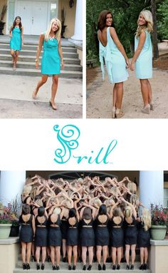 ❤❤ super sweet spotlight ❤❤ Does your chapter need classy & fabulous recruitment dresses. skirts, or tops for Fall 2014? I am in ❤LOVE-LOVE❤ with the elegant custom designs from FRILL and I think your sorority will love them too!! Pick your style, pick your fabric, pick your color and then have your custom sorority dresses made especially for your sisterhood. And Frill will even write a check to your favorite philanthropy. Sooooo chapter-wear CHIC!   http://www.frillclothing.com/