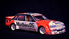 Last of the Big Bangers- Holden Dealer Team VK Commodore from 1984 Holden Monaro, Aussie Muscle Cars, V8 Supercars, Holden Commodore, Australian Cars, Ford Ranger, Custom Cars, Exotic Cars, Rally